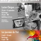 Lucien Clergue en Provence