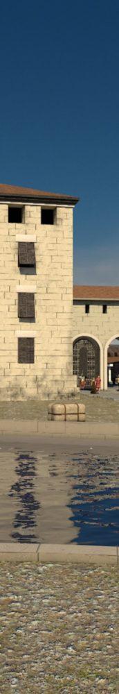 Visite virtuelle 3D du port antique de Marseille