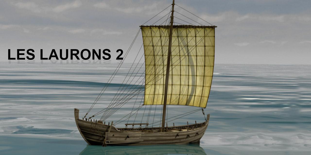 Embarquez sur un bateau romain