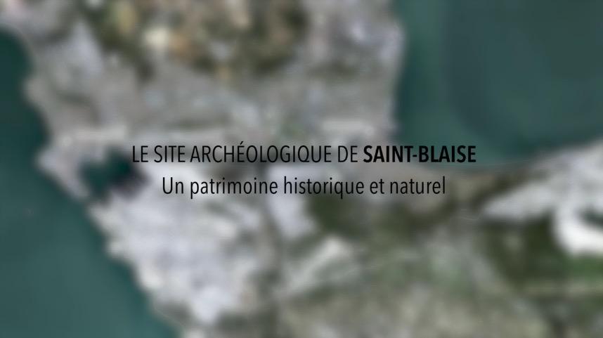 Site archéologique de Saint-Blaise